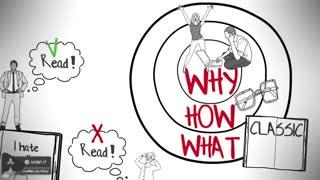 با «چرا؟» شروع کنید تا موفق شوید