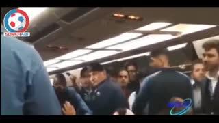 از درگیری بازیکنان استقلال در هواپیما تا چیپ عجیب و غریب علیپور