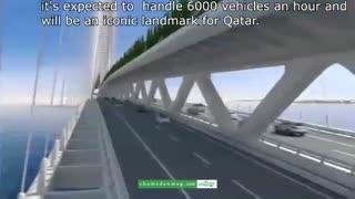 پروژه عظیم قطر برای ساخت اتوبان در زیر آبهای خلیج فارس