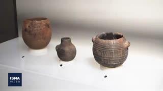 نخستین تصاویر از تاریخ شرق مدیترانه در موزه ملی ایران