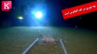 چه چیزی در کف اقیانوس است