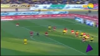 خلاصه بازی سپاهان 2 - 0 تراکتور