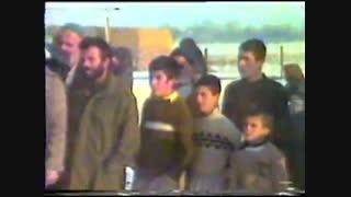 تشییع پیکر پاک شهید محمد حسن آذربایجانی  روستای خورهشت