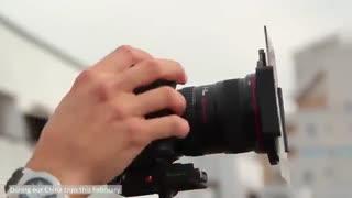 اجاره تجهیزات عکاسی/اجاره فیلترهای دوربین عکاسی/فیلتر nd 10 استاپ نیسی