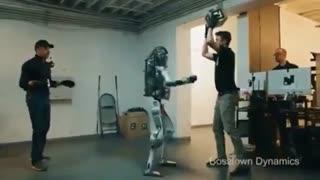 پیشرفت های صورت گرفته در فناوری رباتیک