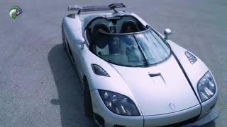 پیشرفته ترین خودروهای جهان