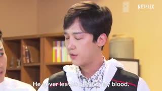 برنامه کره ای جنایتکار تویی فصل دوم Busted 2 با زیرنویس انگلیسی