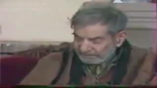 شعرغمگین و سوزناک خان ننه از زبان خود شهریار