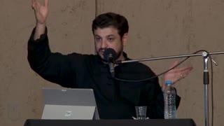 سخنرانی استاد رائفی پور - شرح زیارت اربعین - جلسه 11 - در مسیر پیاده روی اربعین - 1398/07/23