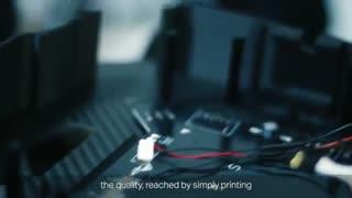 پرینتر سه بعدی و ساخت پهپاد توسط Italdron و Delta WASP