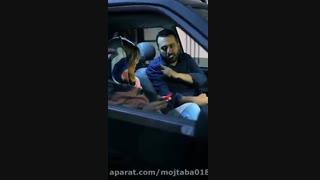 کلیپ خنده دار علی صبوری
