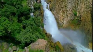 سرزمین هزاران آبشار؛ ایران
