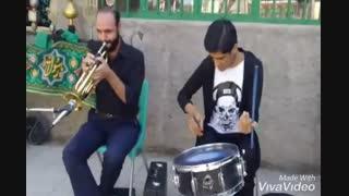 نوازندگی عبدالرضا سلجوقی نژاد (آواز دستگاه دشتی)