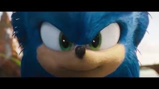 تریلر دوم  فیلم Sonic the Hedgehog  (سونیک خارپشت)