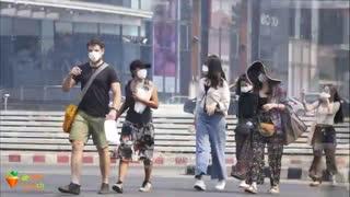 چرا ژاپنی ها ماسک می زنند؟