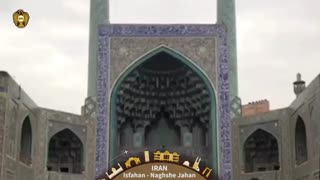 Visit the second largest square in the world! - Iran Music Tour - Persian Music - Travle to Iran