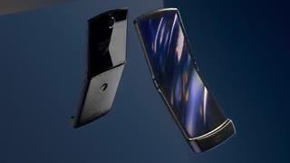 معرفی گوشی Motorola Razr 2019 با نمایشگر انعطاف پذیر
