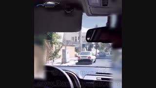 رفع کوبش و لرزش هیوندای راوفور با ضربه گیر برسام