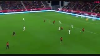 گل های بازی اسپانیا 7 - مالت 0 ( مقدماتی یورو 2020)