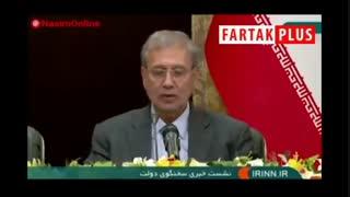 سخنگوی دولت: رئیسجمهور خود را فدای مصالح کلان کشور و مردم کرد