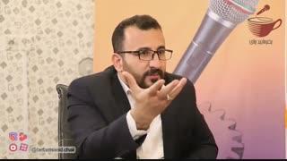 قسمت چهارم گفتگو با رضا جلالی به سبک بفرمایید چای_محسن رضوی