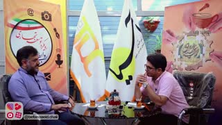 قسمت دوم گفتگو با جمال رستم زاده به سبک بفرمایید چای_محسن رضوی