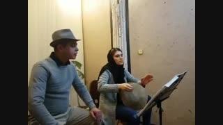 آموزش تنبک در آموزشگاه موسیقی گام کرج