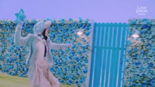 پشت صحنه ساخت موزیک ویدیو جدید Blueming از آیو IU/ آی یو