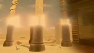 اهورمزدا این سرزمین  را از سپاه دشمن از خشک سالی ( بد سالی ) از دیو دروغ بپایاد داریوش بزرگ