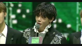 بی تی اس BTS  برنده Artist Of The Year مراسم Melon Music Awards 2019