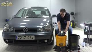 CarPro ECH2O شستشوی اتومبیل بدون آب