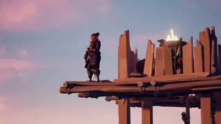 تریلر Sea of Thieves Launch Trailer