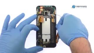 آموزش تعویض دوربین گوشی HTC One M9