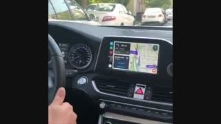 تجربه رانندگی با آزرا 2019
